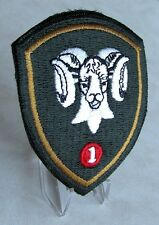 CANADA ARMY 1 Canadian Mechanized Brigade Group  Land Force Garrison Patch