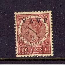Ned- Indie nr 78f gebruikt/used luxe