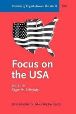 NEW Focus on the USA (Varieties of English Around the World)