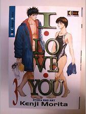 I Love You di Kenji Morita -Volume 03- Sconto 50%  Ed. Flashbook