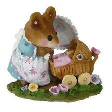 """Wee Forest Folk """"First Spring Outing"""" Pink"""