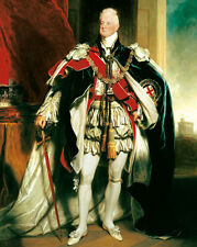 KING WILLIAM IV OF THE UNITED KINGDOM Glossy 8x10 Photo Print Painting Poster