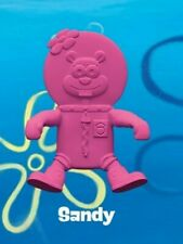 SPONGEBOB SQUAREPANTS movie BOWL BUDDY cereal box toy Sandy kelloggs SEALED pal