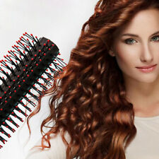 1x Round Hair Comb Brush Wavy Curly Hair Styling Care Curling Beauty Salon Handy
