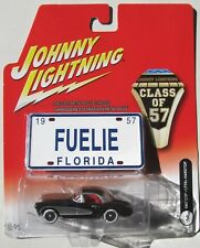 JOHNNY LIGHTNING - CLASS OF 57 - 1957 CHEVY CORVETTE HARDTOP rr #3 15