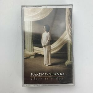 Karen Wheaton There is A God (Cassette)