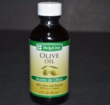 OLIVE OIL, DE LACRUZ 100% PURE & NATURAL OIL (2 FL, OZ)