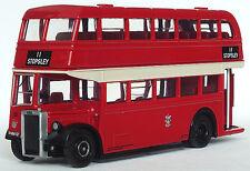 16015 Efe Leyland Titan PD2 Lowbridge Luton Doble Decker Autobús entrenador 1:76 Diecast