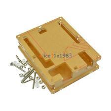 Clear Acrylic Box Enclosure Transparent Case Shell F Arduino Uno R3 Board Module