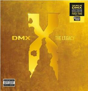DMX Legacy The Best Of RSD Black Friday RED vinyl 2 LP NEW/SEALED