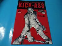 Kick ass issue 1 ICON sketch variant signed mark millar #1 nice Comic book