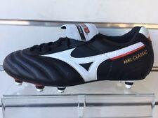 Scarpe da Calcio Uomo Mizuno MRL Classic si 12ks-97401 Nero-bianco-rosso 46
