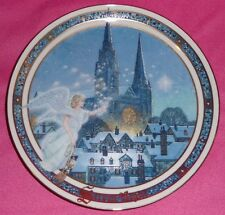 Silent Night-Royal Windsor Christmas Carol Collection Plate.