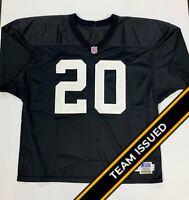 Pittsburgh Steelers Team Issued 1996 Black Starter Practice Jerseys