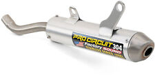 New Honda CR 125 R 89-90 Pro Circuit 304 Stainless Exhaust Rear Silencer MX