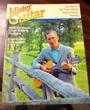 Mister Guitar, Issue 67, April 2007, Journal Of Chet Atkins Appreciation Society