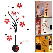 3D Flower DIY Wall Sticker Decal Flower Art Decor Vinyl Home Office Window Door