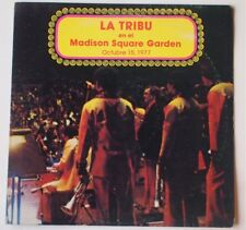 La Tribu En El Madison Square Garden 1978 LP Vinyl EX Nice Rare Original 10/77