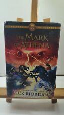 The Mark Of Athena By Rick Riordan Hardcover