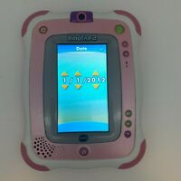 Vtech Innotab 2 Pink - Kids Educational Games Console with Game