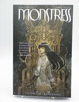 Monstress Volume ONE: Awakening VF Free Shipping
