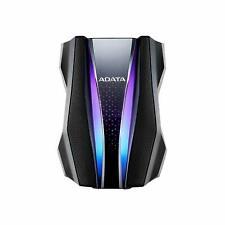 ADATA HD770G 2TB DURABLE Xbox & PS4 EXTERNAL HARD DISK W/RGB LIGHTING BLACK