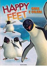 Happy feet. Gioca e colora - Mondadori - Nuovo in offerta!
