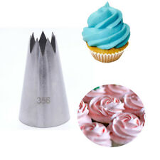 #356 Big Flower Stainless Steel Icing Piping Nozzles Cake-Cup Cake Baking Bakery