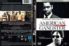 (DVD) American Gangster - Extended Edition - Denzel Washington, Russell Crowe