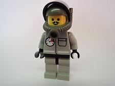 Lego Figur Town  Feuerwehrmann grauer Anzug weißer Airtank airdg001  Set 2774