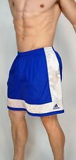 Men's Satin Nylon Soccer Shorts ADIDAS LARGE