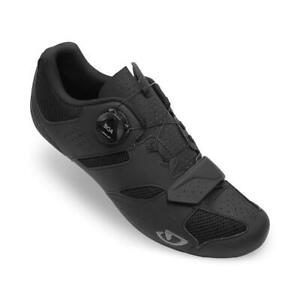Giro Bicycle Cycle Bike Savix II Road Cycling Shoes Black