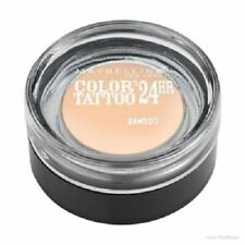 Maybelline Color Tattoo 24 Hr Eye shadow Smooth Cream gel 93 Creme de Nude new