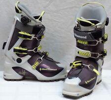 Black Diamond Swift New Women's AT Ski Boots Size 25.0 #568739