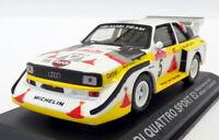 Altaya 1/43 Scale AL201019 - Audi Quattro Sport E2 - Rally Sanremo 1985