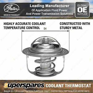 Gates Thermostat + Gaskets for Alfa Romeo 159 939 Brera 939 Spider 939 2.2L