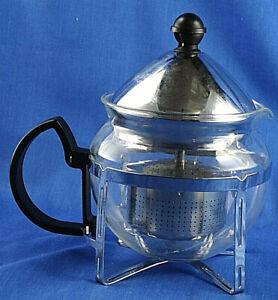 Tea Infuser - 2 Cup  -  by Norpro - Pot Brewer Teapot - - Rare Unique Design