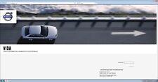 Volvo 2014D VIDA & EWD will work on Windows XP, VISTA,Windows 7, 8, 8.1, 10