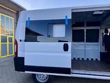 DUCATO JUMPER BOXER - Campervan Conversion opening window (privacy) DeinVan.de