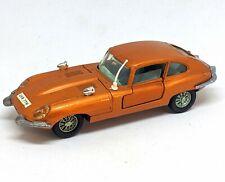 Dinky 131 Jaguar E Type 2+2 (RARER WIRE WHEELS)