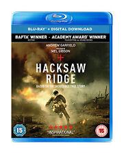 HACKSAW RIDGE BLU-RAY (New)