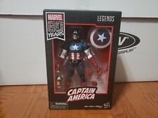 Hasbro Marvel Legends 80th Anniversary Comics Captain America RARE figure