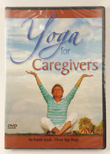 Yoga For Caregivers 2x DVD - Frank Iszak Silver Age Yoga - FREE SHIPPING!