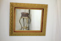 Gorgeous Baroque style Art Frame Gilded Carved Mirror