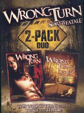 WRONG TURN 2 - PACK DUO (BILINGUAL) (BOXSET) (DVD)