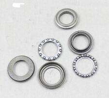 Steering Head Stem Ball Bearings 22x41mm & 24x41mm Pit Dirt Bikes Motorcycle