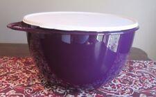 Tupperware JUMBO  NEW  Thatsa Bowl  14 L /  59 cups PURPLE ROYAL AMETHYST