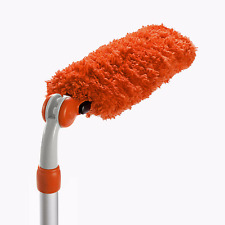 Red Good Grips Washable Air Dry Microfiber Cleaner Duster Refill Replacement New