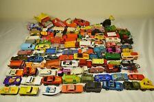 Large Lot of 94 Vintage Diecast Toy Vehicles 1960's-90's Era Matchbox Tootsietoy