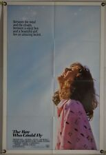 THE BOY WHO COULD FLY FF ORIG 1SH MOVIE POSTER FRED SAVAGE FRED GWYNNE (1986)